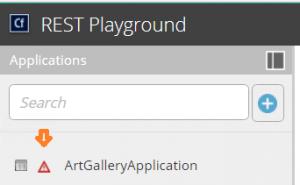 Identifying Error in REST Application
