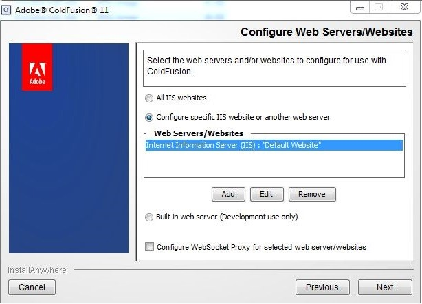ColdFusion 11 IIS Connector Tuning - ColdFusion